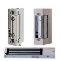 Elektromehāniskās slēdzenes, sprūdi, magnēti un citas iekārtas