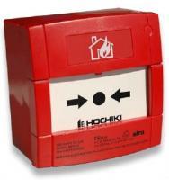 Ugunsdrošības trauksmes poga MCP3A-R000SF-IS