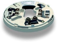 Ugunsdrošības detektoru bāze YBN-R/4(IS)