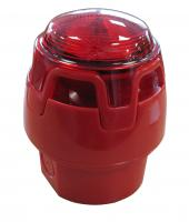 Ārdarbu sirēna ar stroblampu CWSS-RB-W7