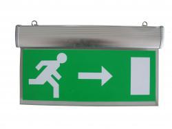 Evakuācijas lampa FYD-968(W)