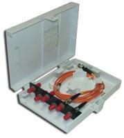 Optikas sadales kaste 1350A-4SCD