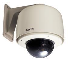 Krāsainā kupola kamera VCC-9800