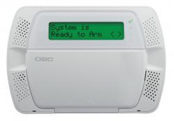 Bezvadu apsardzes centrāle DSC SCW-9045