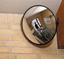 Sfērisks spogulis PC-40