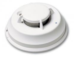 Bezvadu kombinētais dūmu/temperatūras detektors DSC WS4916EU