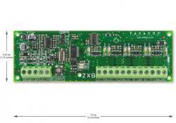 8-zonu paplašināšanas modulis ZX8